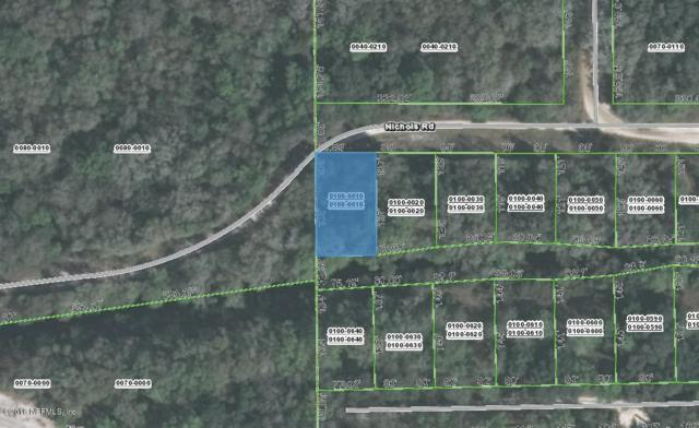 0000 Nichols Rd, Florahome, FL 32140 (MLS #951664) :: CrossView Realty
