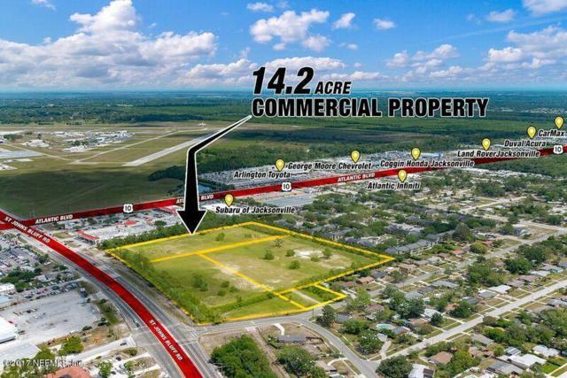 0 St Johns Bluff Rd N, Jacksonville, FL 32246 (MLS #951951) :: Sieva Realty