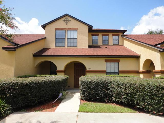 747 Ginger Mill Dr, Jacksonville, FL 32259 (MLS #951968) :: CrossView Realty