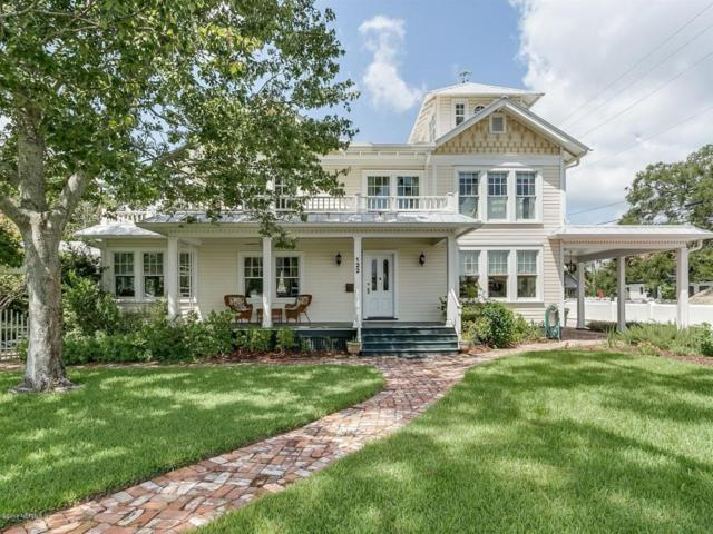 122 Marine St, St Augustine, FL 32084 (MLS #952062) :: CrossView Realty