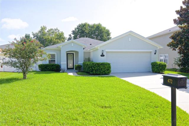 472 Monet Ave, Ponte Vedra, FL 32081 (MLS #952231) :: The Hanley Home Team