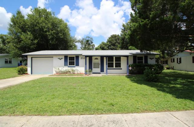 253 Hermosa Ct, St Augustine, FL 32086 (MLS #952244) :: The Hanley Home Team