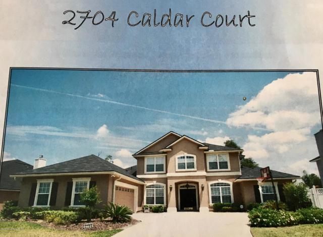 2704 Caldar Ct, St Johns, FL 32259 (MLS #952381) :: St. Augustine Realty