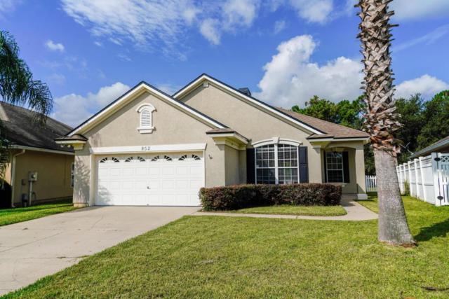 852 Briarcreek Rd, Jacksonville, FL 32225 (MLS #952539) :: EXIT Real Estate Gallery