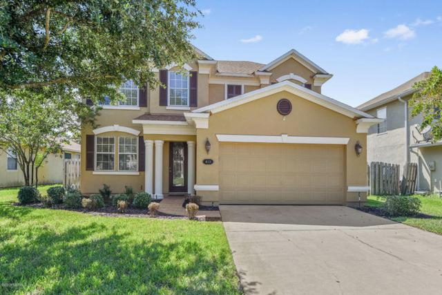 413 Talbot Bay Dr, St Augustine, FL 32086 (MLS #952554) :: EXIT Real Estate Gallery