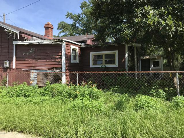 1983 W 12TH St, Jacksonville, FL 32209 (MLS #952600) :: EXIT Real Estate Gallery