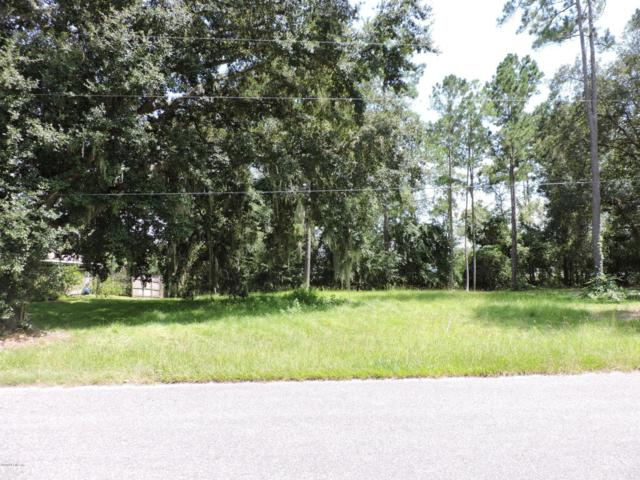 111 Park Dr, Satsuma, FL 32189 (MLS #952814) :: CrossView Realty