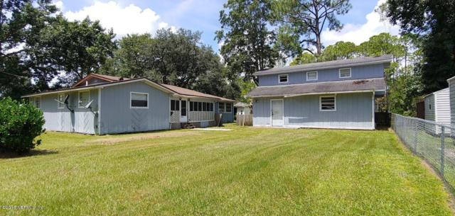 75170 Johnson Lake Dr, Yulee, FL 32097 (MLS #953339) :: EXIT Real Estate Gallery