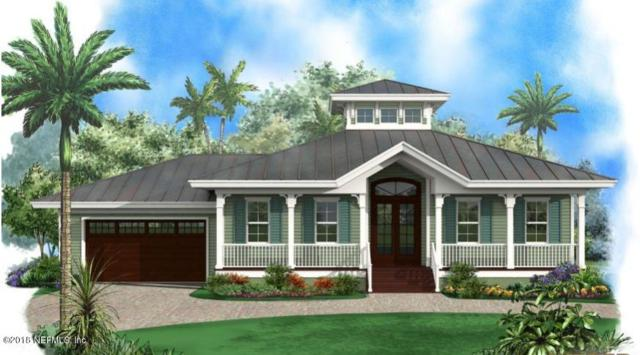 178 Beechers Point Dr, Welaka, FL 32193 (MLS #953497) :: EXIT Real Estate Gallery