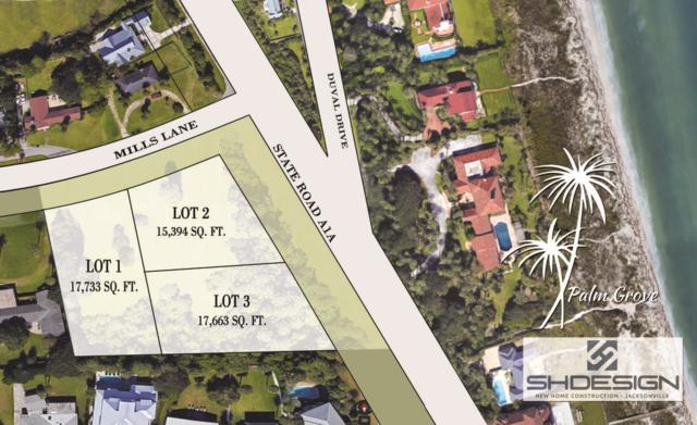 106 Mills Ln Lot 1, Jacksonville Beach, FL 32250 (MLS #953563) :: EXIT Real Estate Gallery