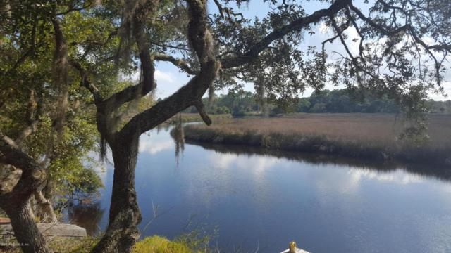 605 Faver Dykes Rd, St Augustine, FL 32086 (MLS #953651) :: EXIT Real Estate Gallery