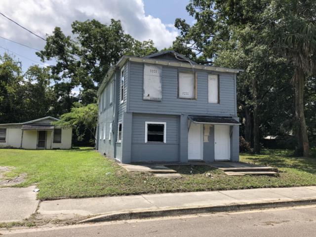 1494 W 26TH St, Jacksonville, FL 32209 (MLS #953684) :: The Hanley Home Team