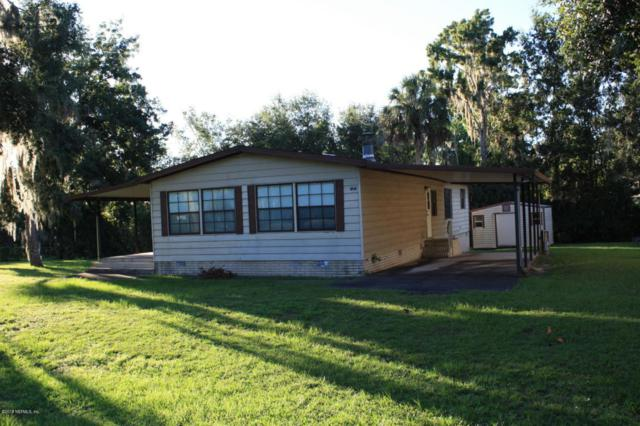 161 Buchanan Cir, Satsuma, FL 32189 (MLS #953687) :: The Hanley Home Team