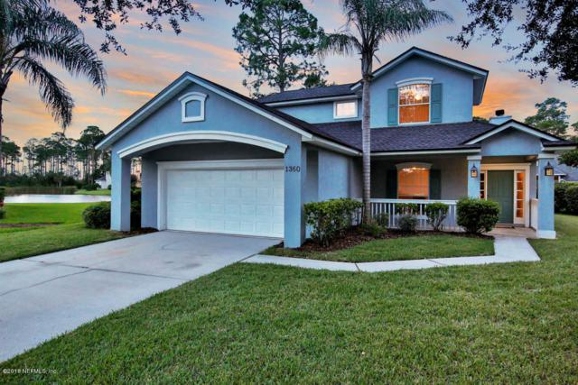 1360 Woodstork Ct, Jacksonville Beach, FL 32250 (MLS #953944) :: EXIT Real Estate Gallery