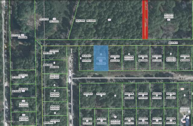 102 Northeast Ave, Georgetown, FL 32139 (MLS #953997) :: St. Augustine Realty