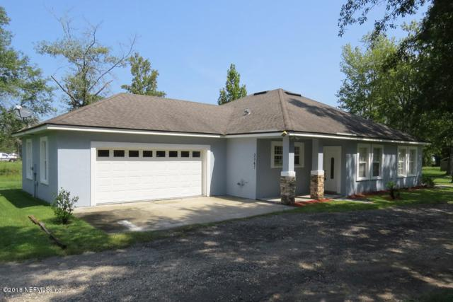3363 Russell Rd, GREEN COVE SPRINGS, FL 32043 (MLS #954189) :: Ancient City Real Estate