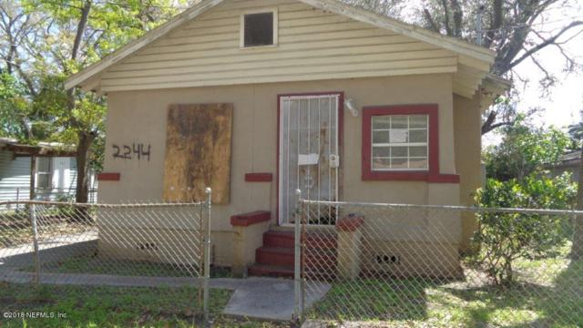2244 Orchard St, Jacksonville, FL 32209 (MLS #954389) :: Florida Homes Realty & Mortgage
