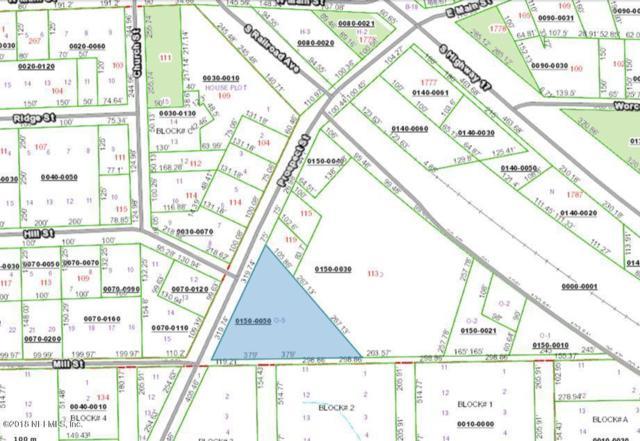 121 Prospect St, Pomona Park, FL 32181 (MLS #954477) :: CrossView Realty
