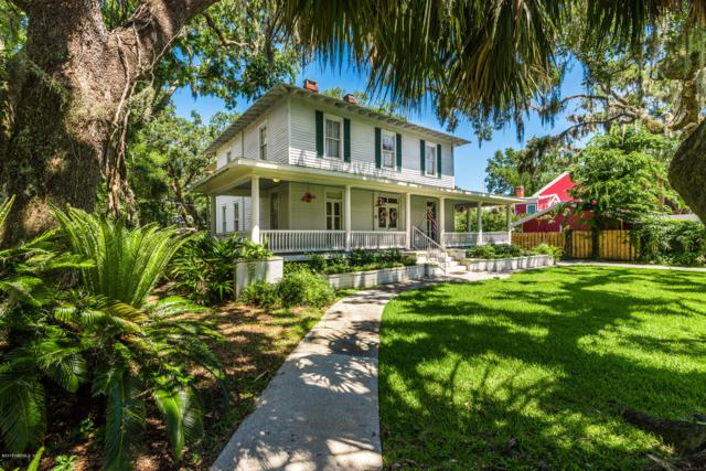 27 Riberia St, St Augustine, FL 32084 (MLS #954553) :: EXIT Real Estate Gallery