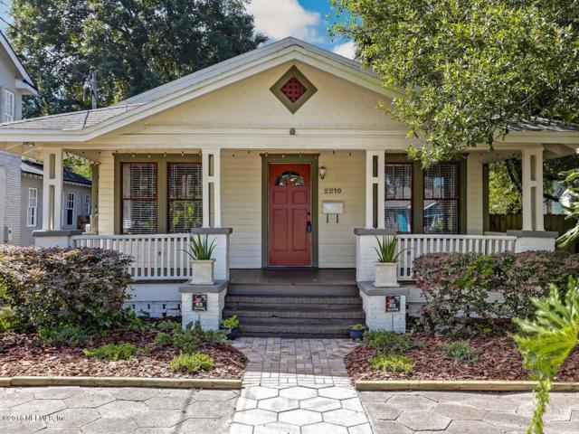 2210 Gilmore St, Jacksonville, FL 32204 (MLS #954568) :: St. Augustine Realty