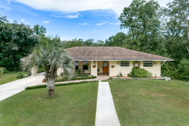 505 Hill St, GREEN COVE SPRINGS, FL 32043 (MLS #954705) :: EXIT Real Estate Gallery