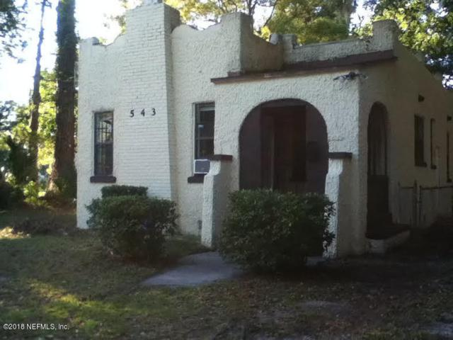 543 W 26TH St, Jacksonville, FL 32206 (MLS #955082) :: EXIT Real Estate Gallery