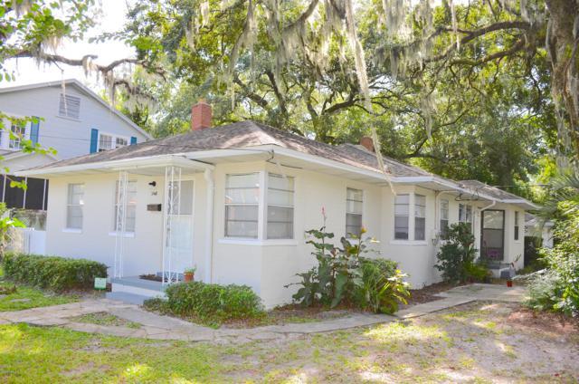 1715 Glendale St, Jacksonville, FL 32205 (MLS #955157) :: The Hanley Home Team