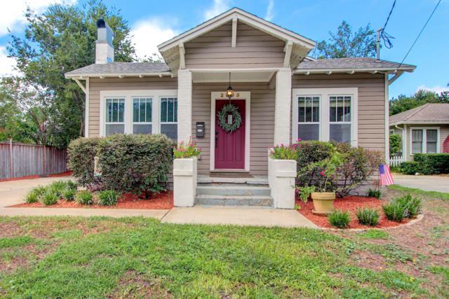 2865 Downing St, Jacksonville, FL 32205 (MLS #955161) :: St. Augustine Realty