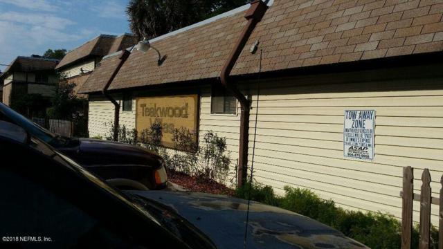 1200 Bretta St #19, Jacksonville, FL 32211 (MLS #955189) :: EXIT Real Estate Gallery