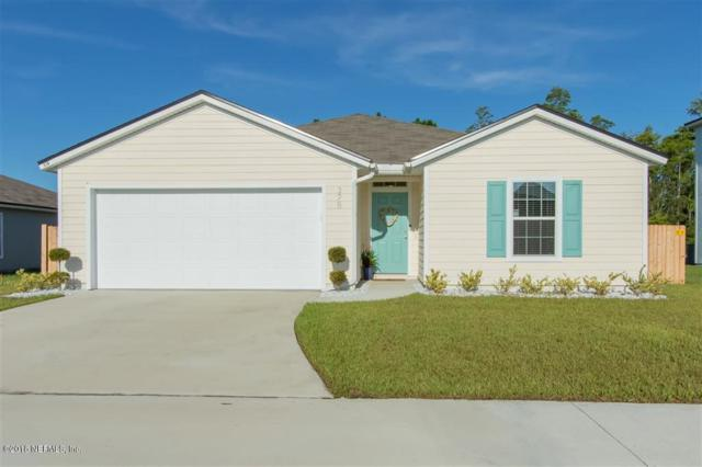 328 Sweet Mango Trl, St Augustine, FL 32086 (MLS #955350) :: EXIT Real Estate Gallery