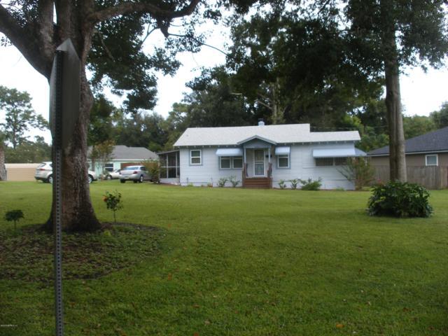 9805 Cunningham Rd, Jacksonville, FL 32246 (MLS #955561) :: St. Augustine Realty