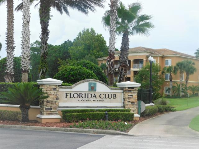 615 Fairway Dr #301, St Augustine, FL 32084 (MLS #955616) :: Memory Hopkins Real Estate