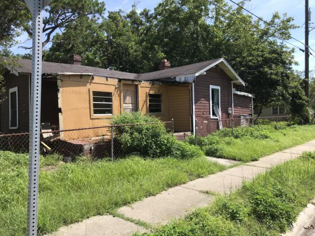 1983 12TH St W, Jacksonville, FL 32209 (MLS #955620) :: EXIT Real Estate Gallery