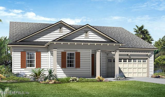 166 Palisade Dr, St Augustine, FL 32092 (MLS #955692) :: St. Augustine Realty