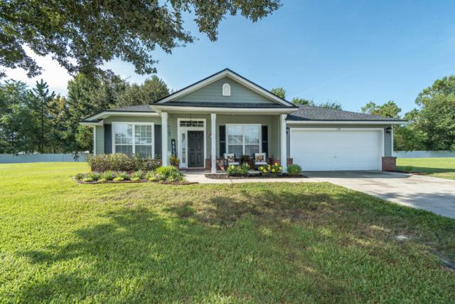 736 Constitution Pl, Macclenny, FL 32063 (MLS #955760) :: EXIT Real Estate Gallery