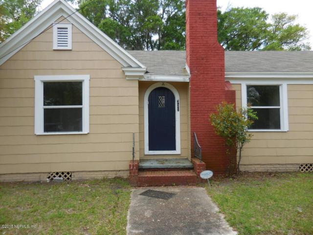 322 W 46TH St, Jacksonville, FL 32208 (MLS #956259) :: EXIT Real Estate Gallery