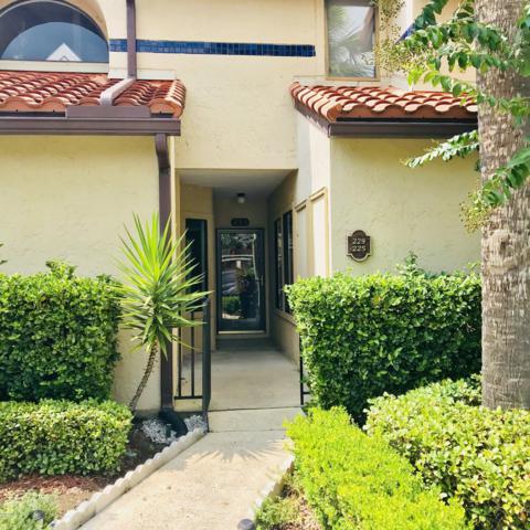 3809 La Vista Cir #225, Jacksonville, FL 32217 (MLS #956389) :: Summit Realty Partners, LLC