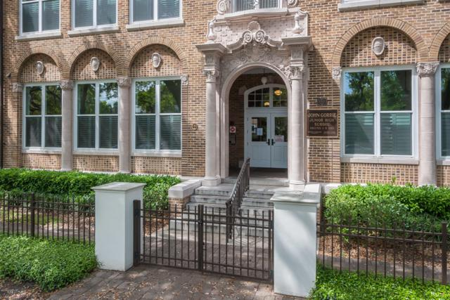 2525 College St #1105, Jacksonville, FL 32204 (MLS #956535) :: Berkshire Hathaway HomeServices Chaplin Williams Realty