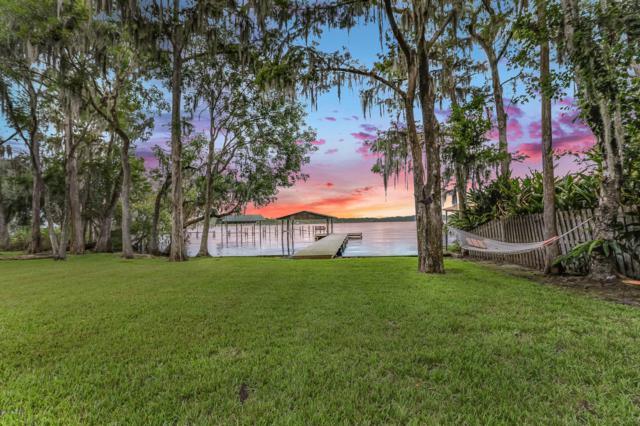 8232 River Rd, St Augustine, FL 32092 (MLS #956541) :: The Hanley Home Team