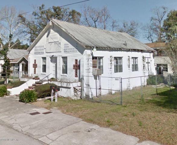 1343 Florida Ave, Jacksonville, FL 32206 (MLS #956737) :: Sieva Realty