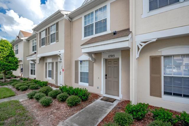 8230 Dames Point Crossing Blvd #1705, Jacksonville, FL 32277 (MLS #956808) :: Berkshire Hathaway HomeServices Chaplin Williams Realty