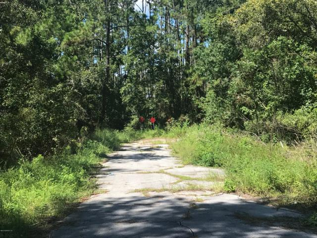 0 Bessent Rd, Jacksonville, FL 32218 (MLS #957036) :: Memory Hopkins Real Estate