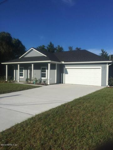 323 Shamrock Rd, St Augustine, FL 32086 (MLS #957046) :: EXIT Real Estate Gallery
