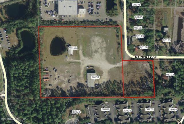 96134 Mount Zion Loop, Yulee, FL 32097 (MLS #957108) :: EXIT Real Estate Gallery