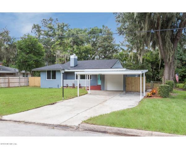5142 Rollins Ave, Jacksonville, FL 32207 (MLS #957113) :: The Hanley Home Team
