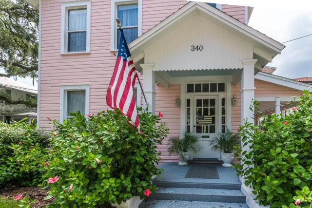 340 Charlotte St, St Augustine, FL 32084 (MLS #957124) :: EXIT Real Estate Gallery