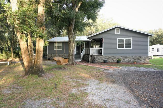 9922 SW 136TH St, Starke, FL 32091 (MLS #957278) :: EXIT Real Estate Gallery