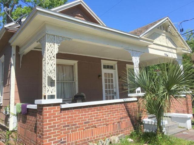 1766 Myrtle Ave N, Jacksonville, FL 32209 (MLS #957287) :: Memory Hopkins Real Estate