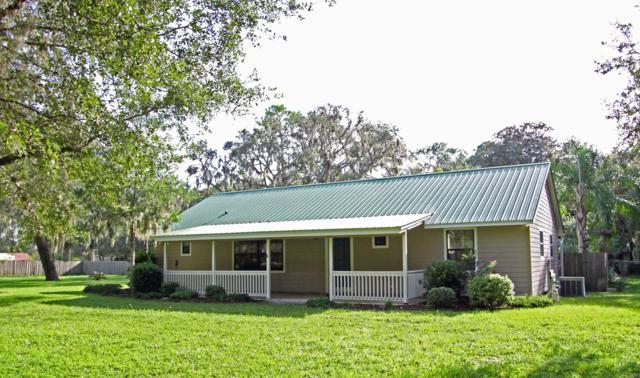 121 Orange Tree Rd, East Palatka, FL 32131 (MLS #957427) :: Sieva Realty