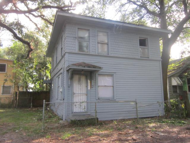 910 W 18TH St, Jacksonville, FL 32209 (MLS #957433) :: EXIT Real Estate Gallery
